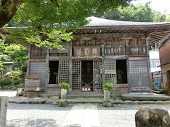 修禅寺指月殿