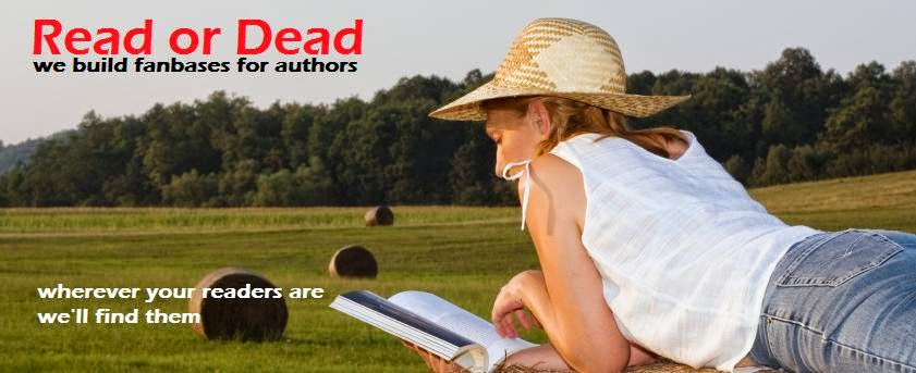 Read or Dead - we build fanbases for authors