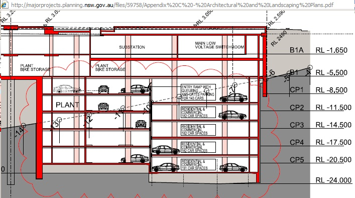 basement parking design standards online image