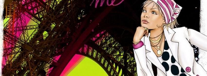 Image de couverture facebook personnalisée fashion