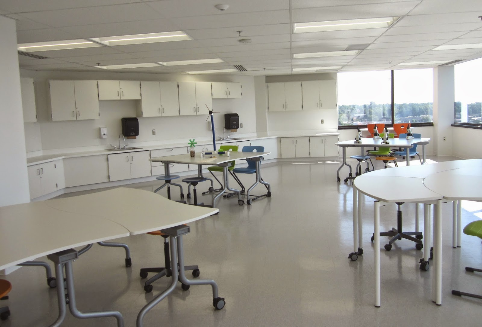 Innovative Elementary Classrooms : The annandale bailey s upper elementary school