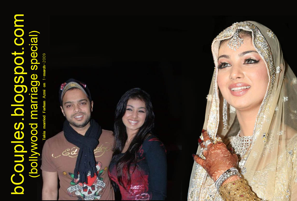 Ayesha takia wedding