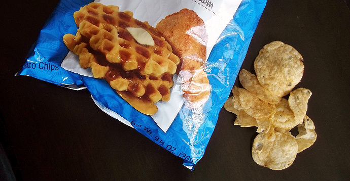 Chicken and Waffles Chips