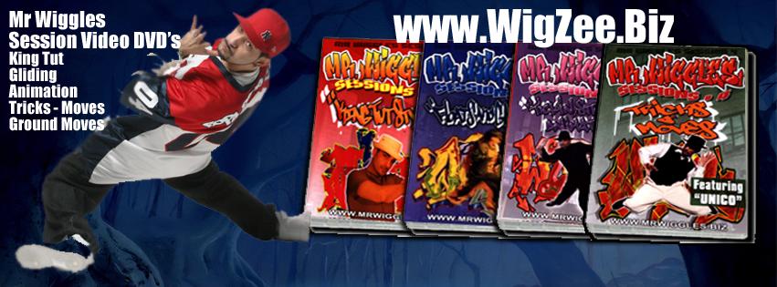 MR WIGGLES SESSION DVD'S  (classics)