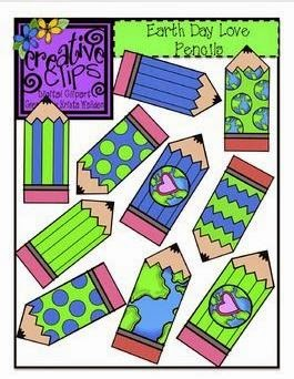 http://www.teacherspayteachers.com/Product/Free-Earth-Day-Pencils-Creative-Clips-Digital-Clipart-563554