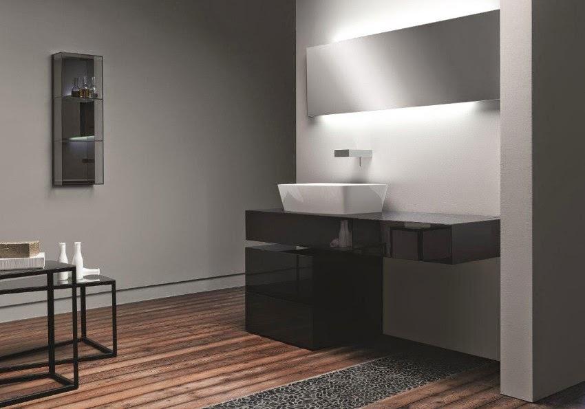 Baño Japones Moderno: Diseños de Baños Ultra Modernos por la Firma Italiana Toscoquattro