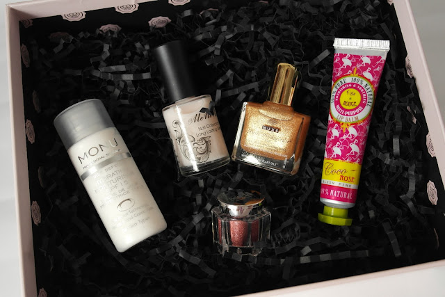 Glossybox June 2013 Review & Contents
