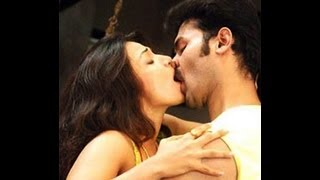 Tamanna Lip Lock Scene In Hindi Film