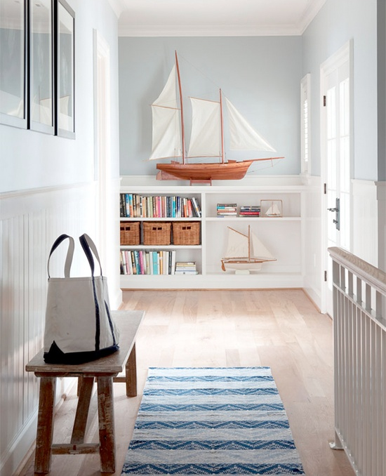 Beach House Decorating Ideas: NAUTICAL THEME HOME DECORATING IDEAS