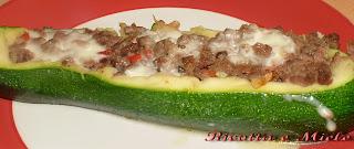 zucchine ripiene/ zapallitos rellenos