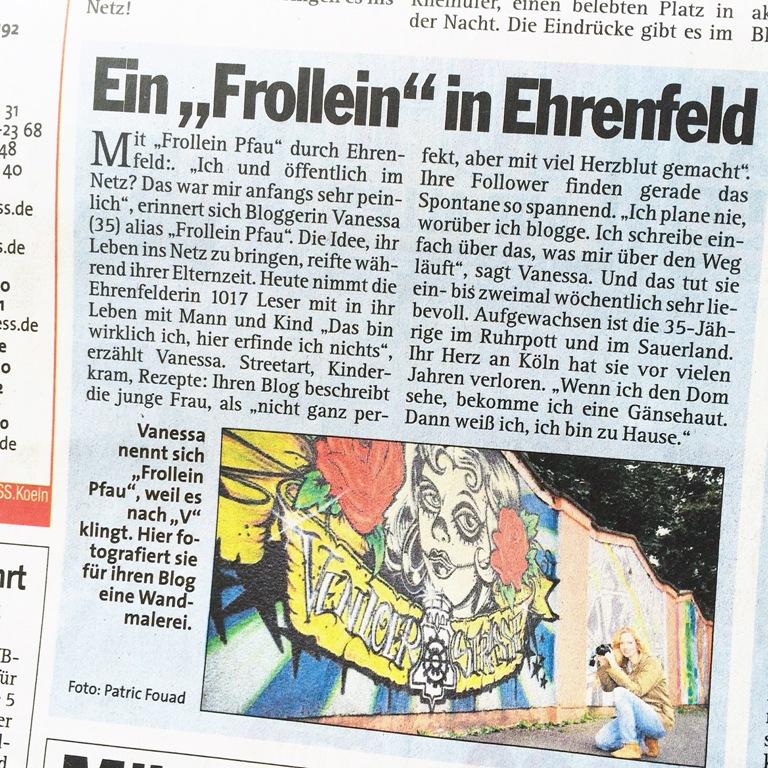 Mmi, Mittwochs mag ich, EXPRESS Köln, Streetart Ehrenfeld, Graffiti, Kunst, Köln, Herakut, Decycle, Tona, CityLeaks Festival