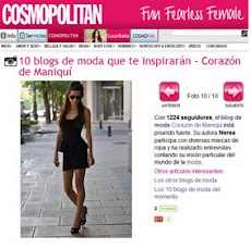 REVISTA COSMOPOLITAN