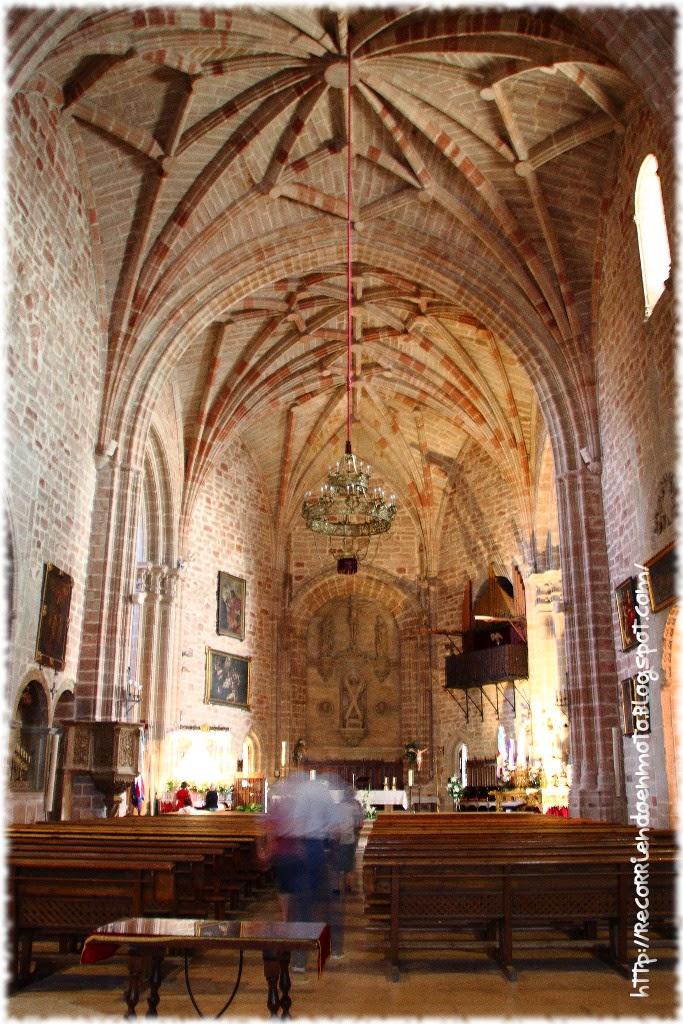 Interior tempo San Miguel Vva Infantes