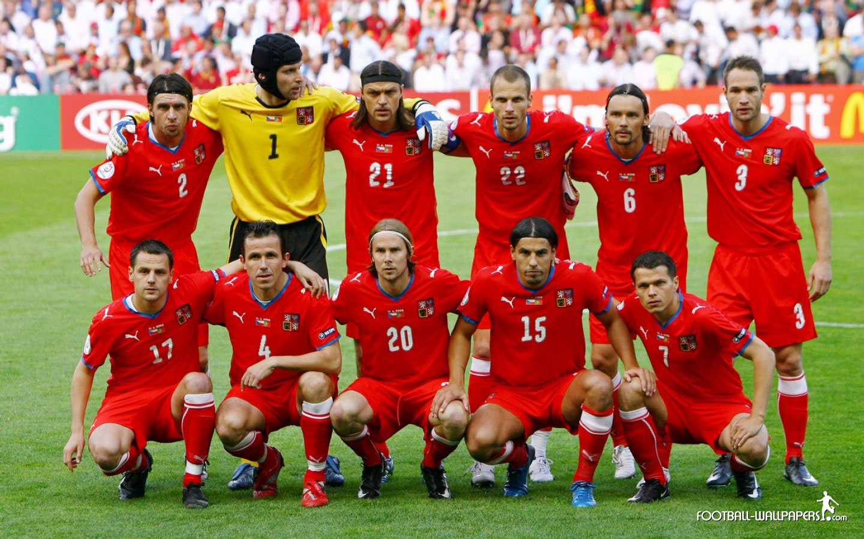 Czechoslavia National Football Team Teams Background 3