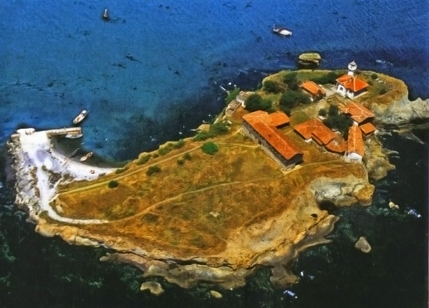 Ostrov sveta Anastasia