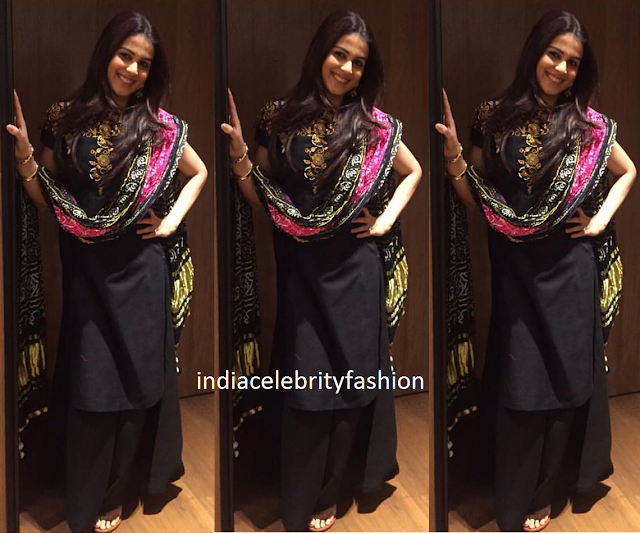 Genelia in Tisha saksena Ensemble