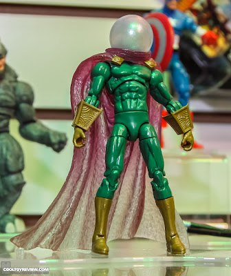 Hasbro 2013 Toy Fair Display Pictures - Marvel Universe - Mysterio