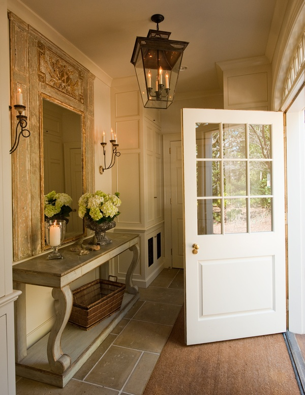 Shabby country life doors come scegliere una porta - Porte country chic ...