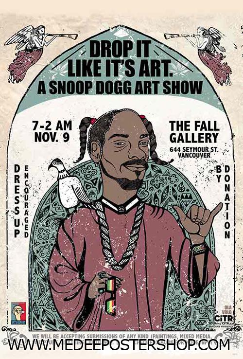 Snoop Dog POSTER