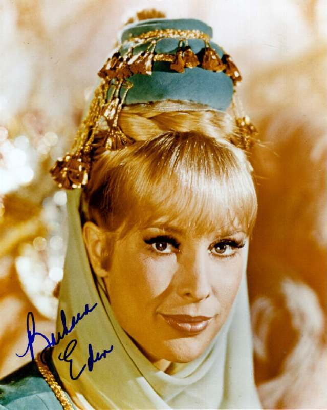 Actress and Celebrity Pictures: Barbara Eden