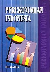 toko buku rahma: buku PEREKONOMIAN INDONESIA, pengarang dumairi, penerbit erlangga
