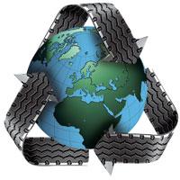 Avance tecnol gico en el reciclaje de neum ticos for Neumaticos fuera de uso