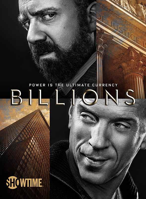 Billions 1ª Temporada Torrent - WEB-DL 720p Dual Áudio