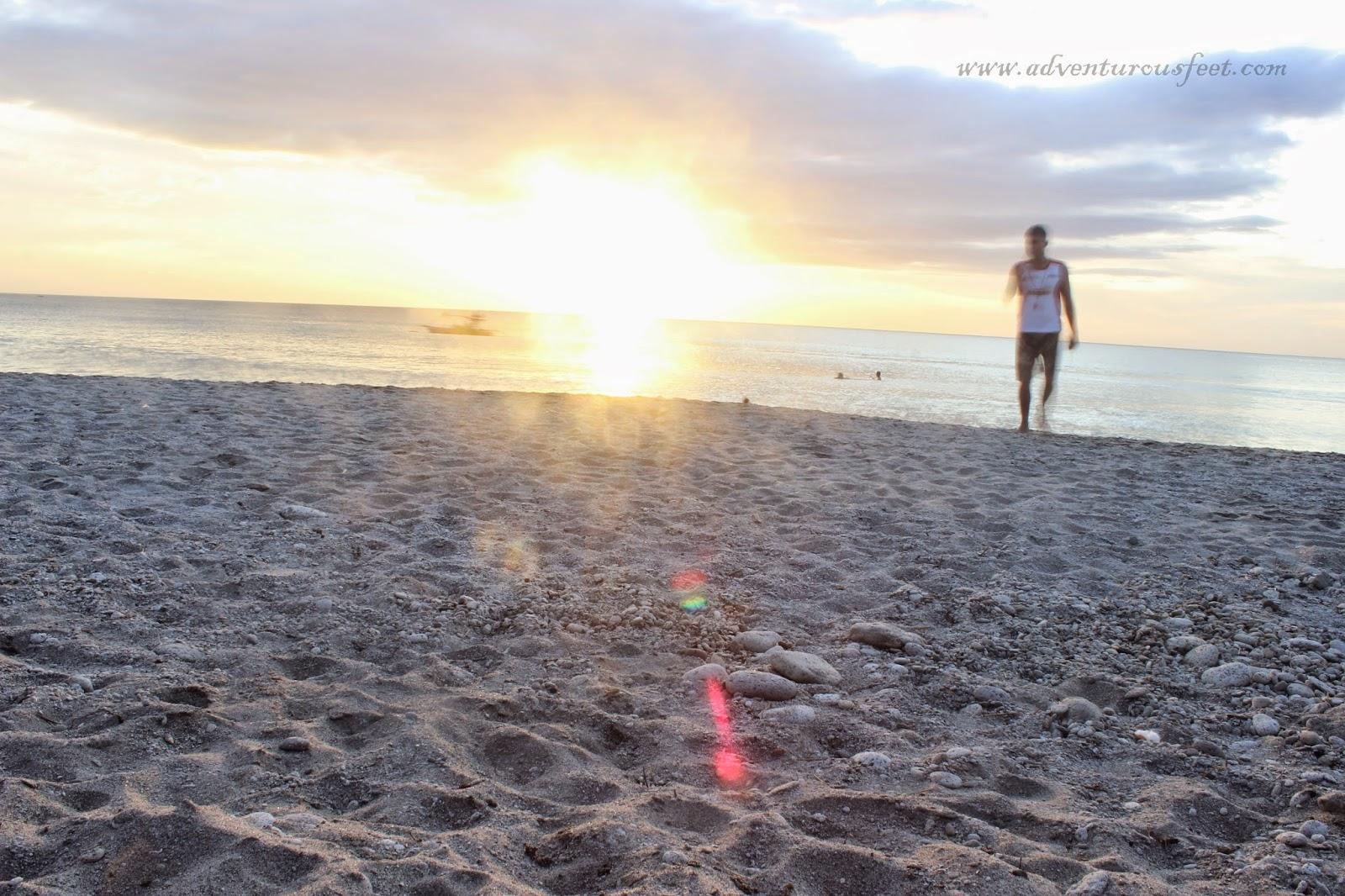 Adventurous Feet Zambales Crystal Beach Resort Amp Surf