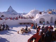 Zermatt Glacier Bar