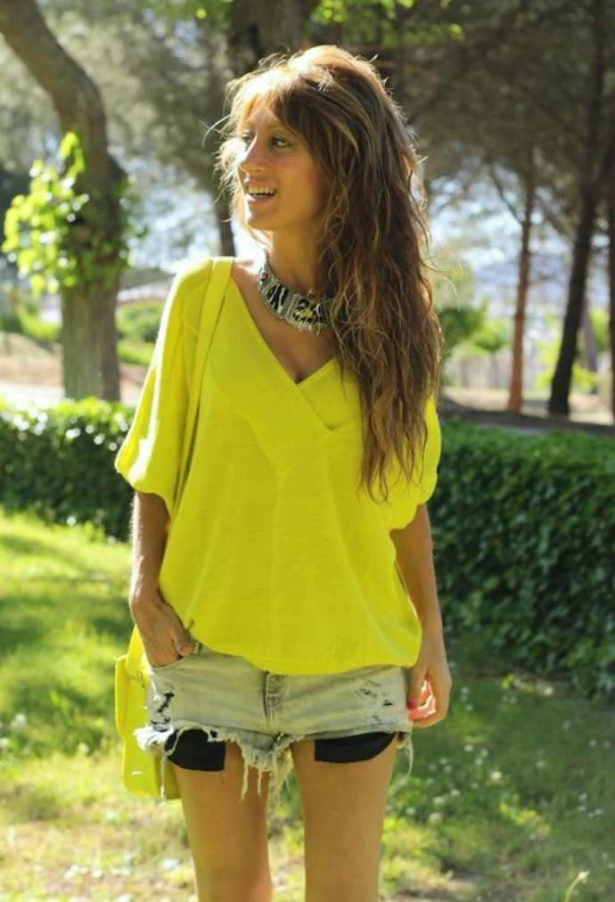 TENDENCIA: AMARILLO!!