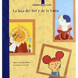 La filla del Sol i de la lluna, adaptació del conte popular recollit per Joan Amades