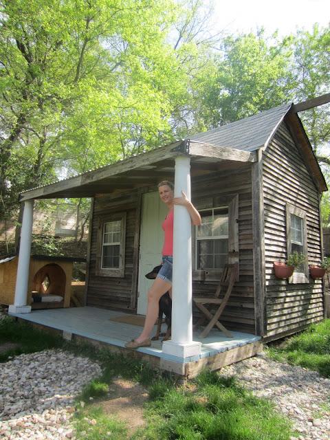 Jennifer Francis 39 Tiny House Cabin For