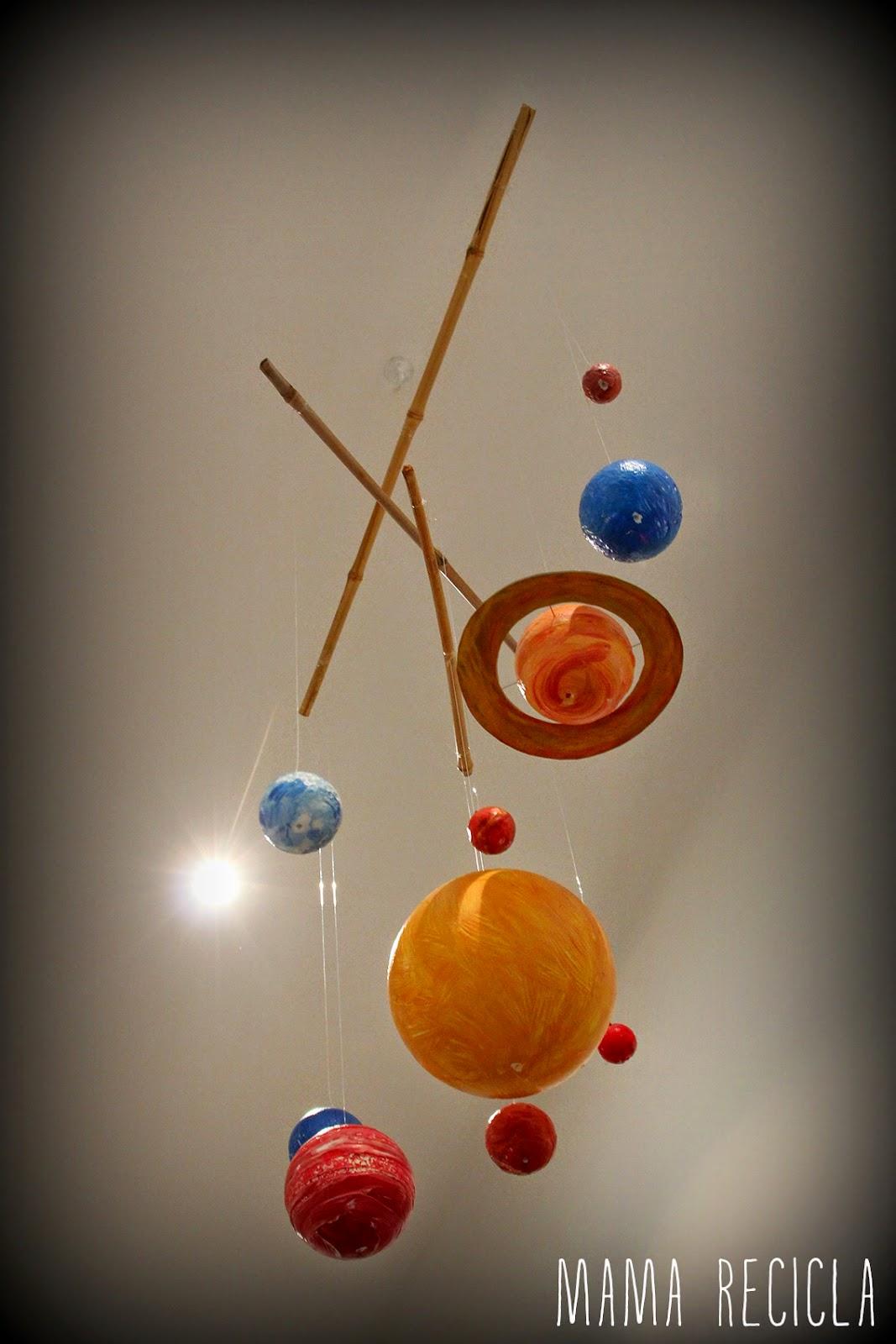 Mam 224 Recicla Sistema Solar