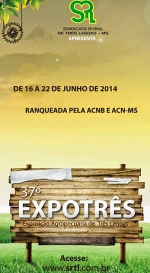 37ª Expotrês 2014