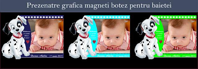 marturii botez dalmatian
