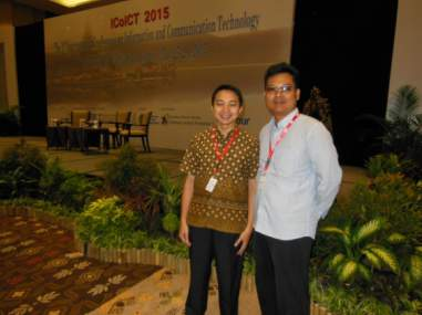 Konferensi Internasional ICoICT 2015