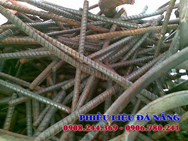 Thu mua sắt thép phế liệu công trình
