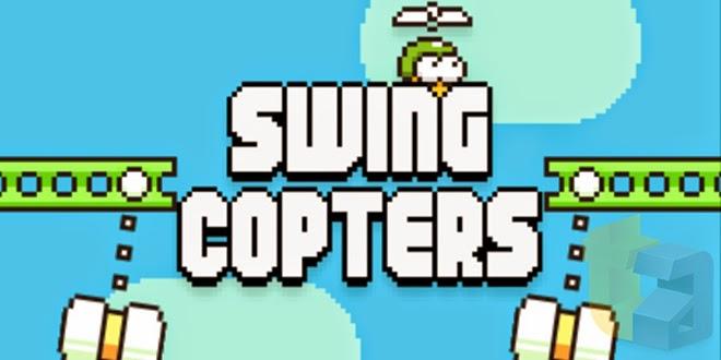 """Games """"Copters Swing"""" Sudah Tersedia untuk Android dan iOS!"""