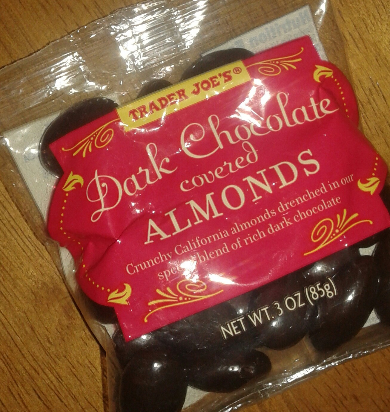 What's Good at Trader Joe's?: Trader Joe's Dark Chocolate Covered ...
