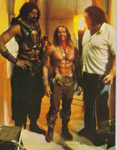 STRENGTH FIGHTER™: Arnold Schwarzenegger Wilt Chamberlain Andre The ...