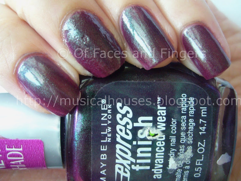 Maybelline Vanishing Venus