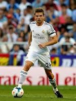 Illarramendi con el Real Madrid