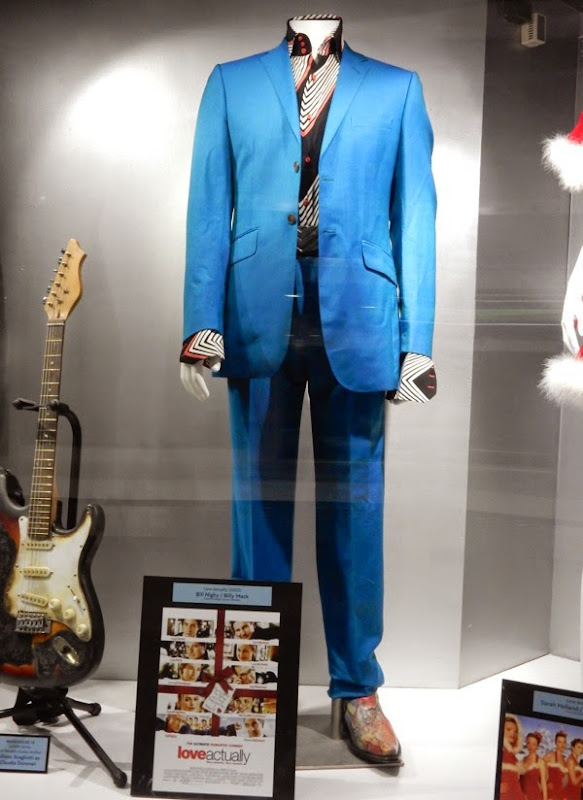 Bill Nighy Billy Mack Love Actually movie costume