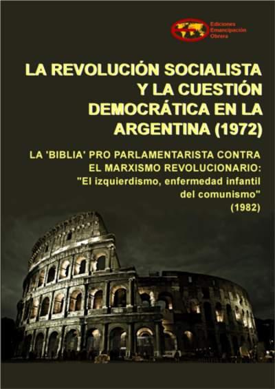 La Revolución Socialista y la Cuestión Democrática en la Argentina