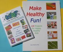 Make Healthy Fun! Book and Video Combo
