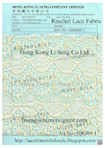 Raschel Lace Fabric Manufacturer - Hong Kong Li Seng Co Ltd