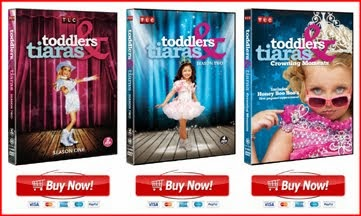 Toddlers and Tiaras DVDs