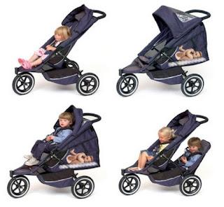 Tips Memilih Stroller untuk Bayi