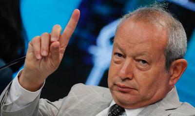 نجيب ساويرس : لن أعارض «السيسي» إلا إذا أصبح ديكتاتورا
