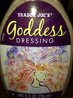 Trader Joe's Goddess dressing
